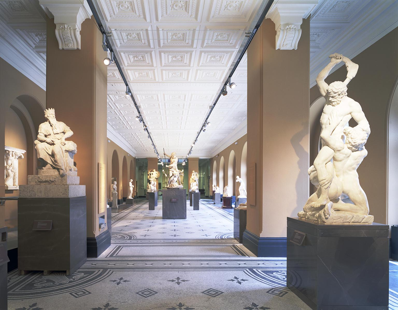 1. Victoria and Albert Museum, London, 50% off exhibitions with National Art Pass - Richard Waite