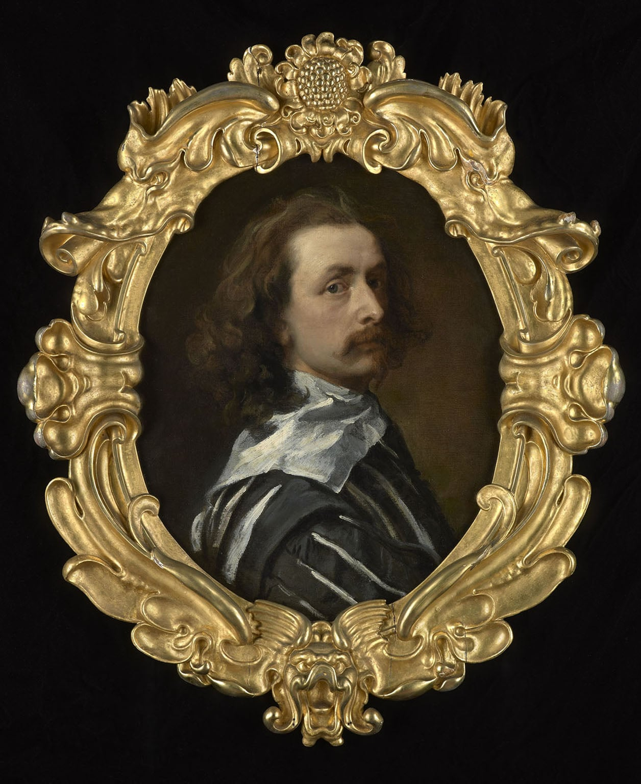 1. I am Van Dyck, Dulwich Picture Gallery. Free with National Art Pass - Sir Anthony Van Dyck, Self-portrait, 1640-1 © National Portrait Gallery