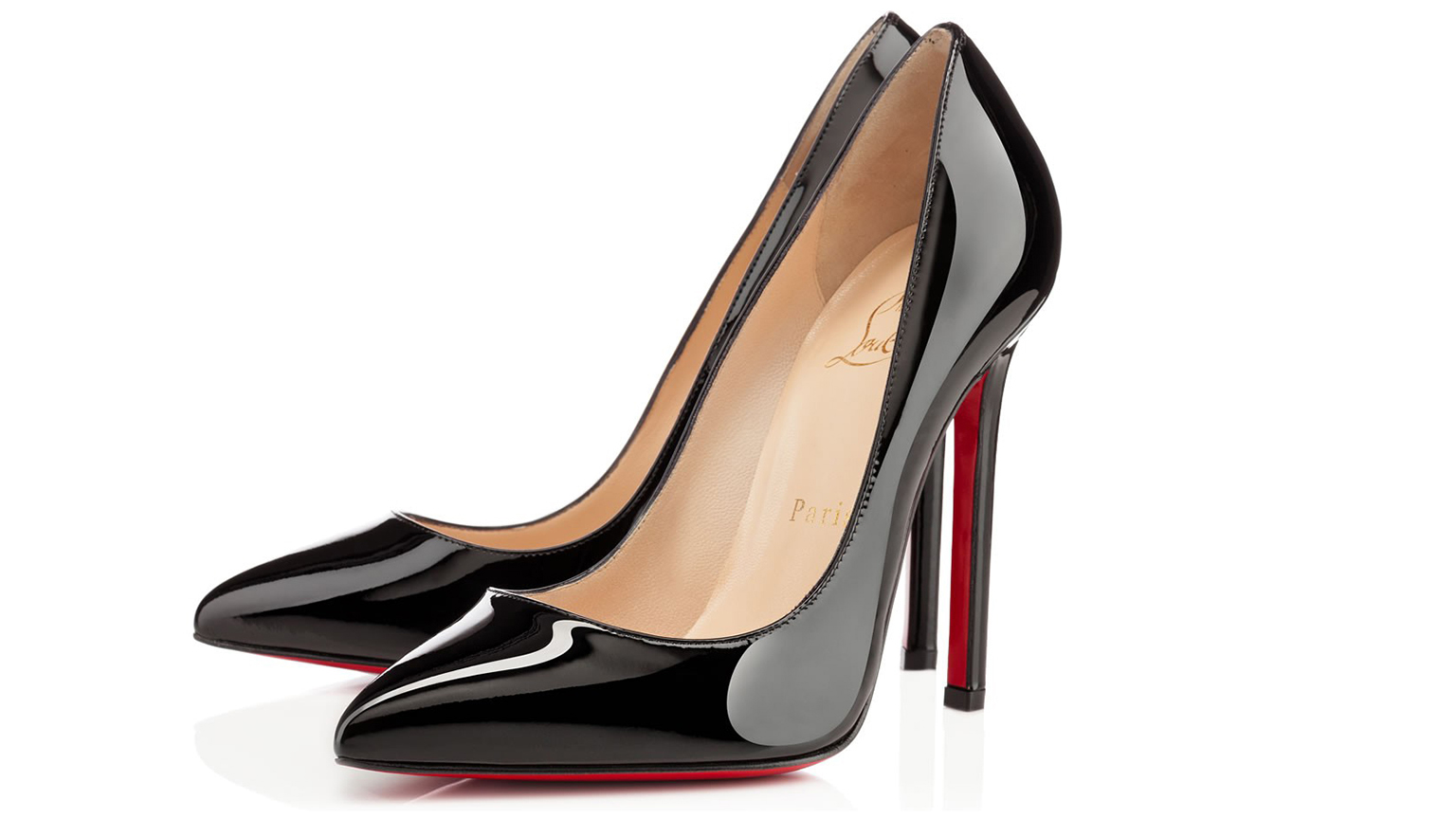 Christian Louboutin's pigalle high heels -