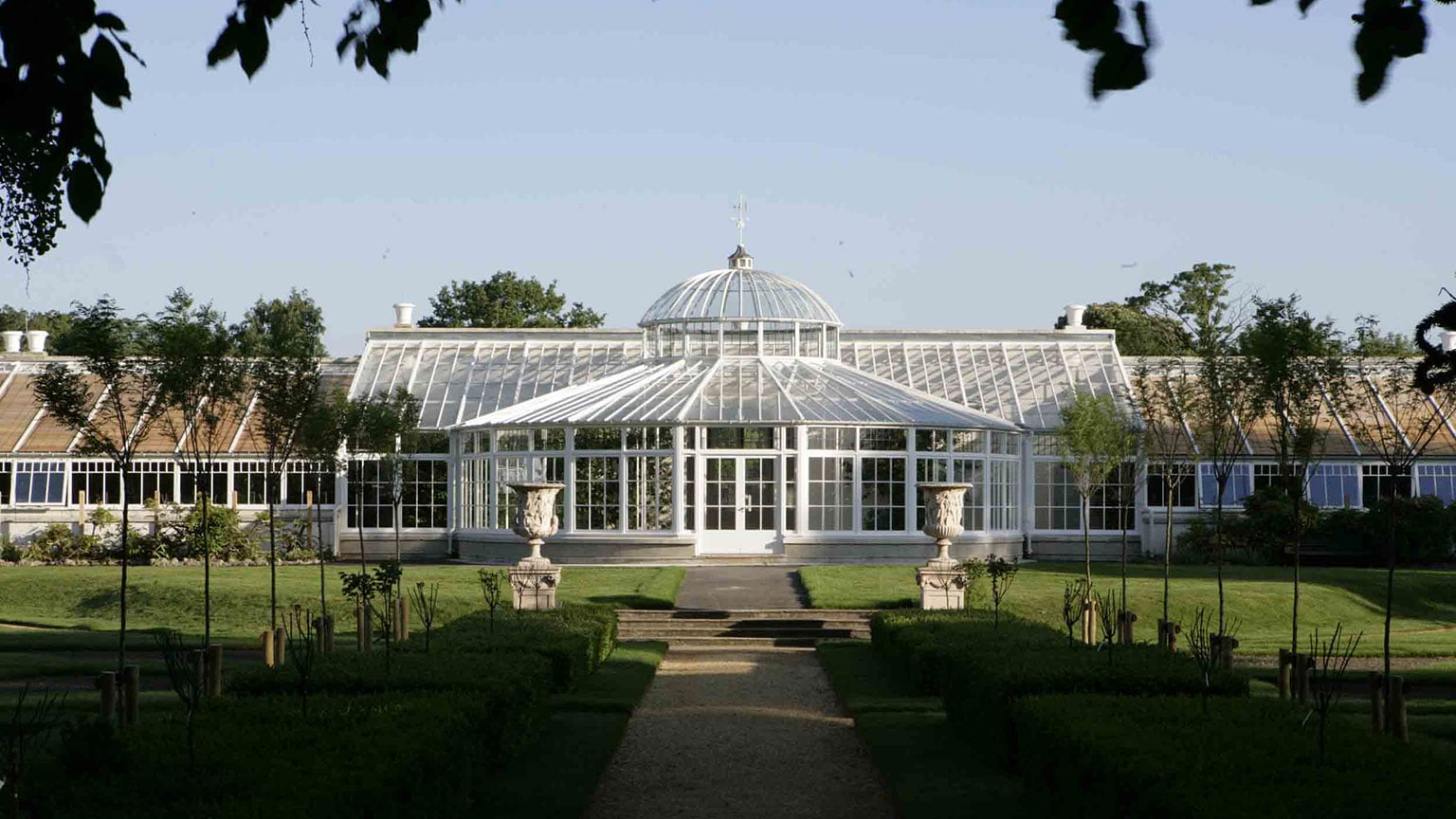 Chiswick House conservatory - © Clive Boursnell