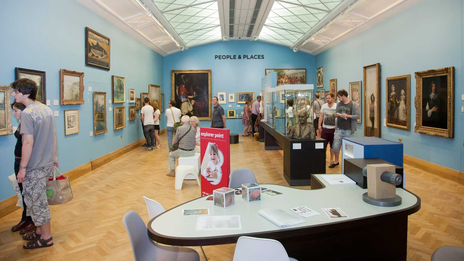Beaney House of Art and Knowledge, Canterbury -