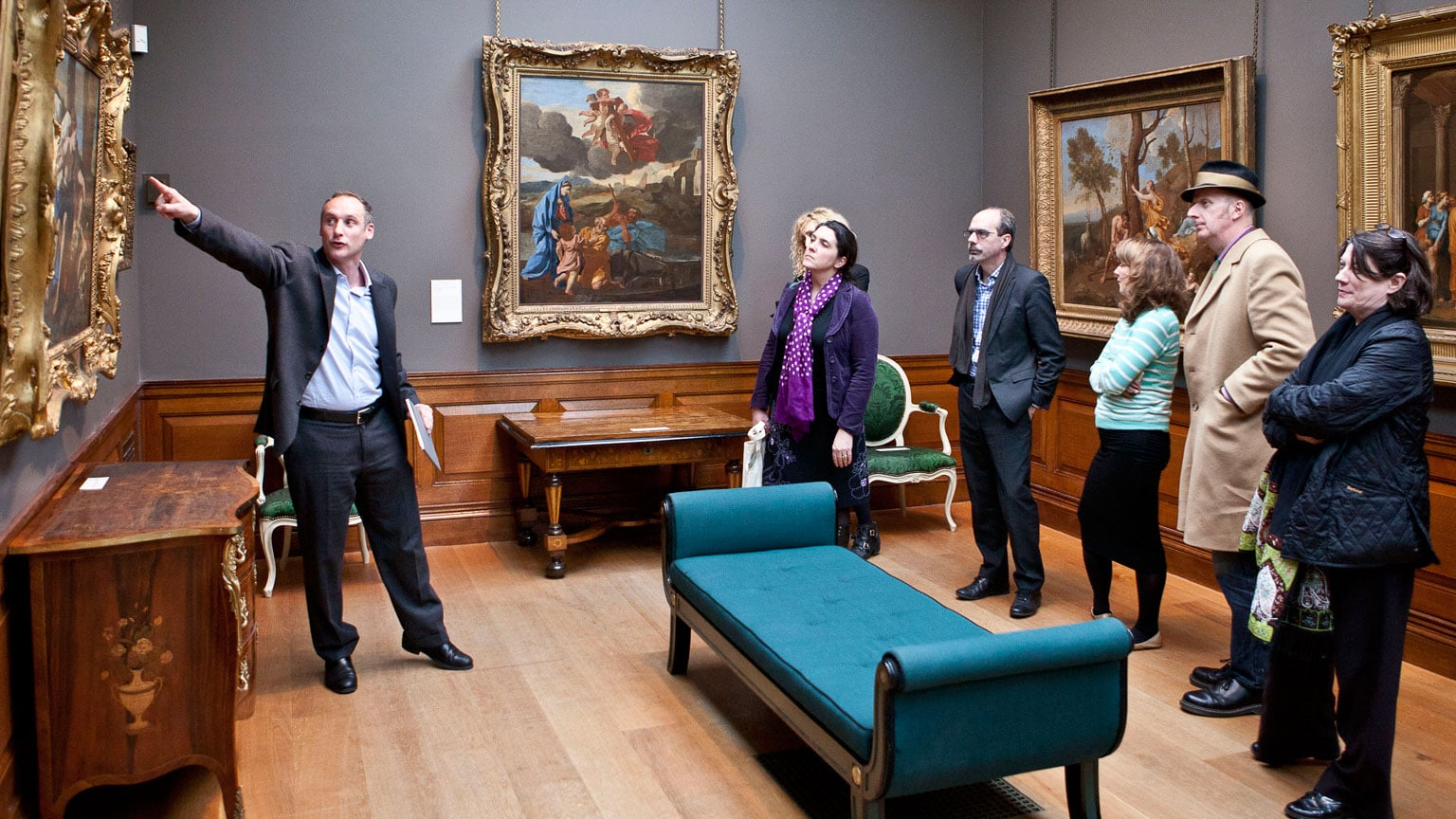 Dulwich Picture Gallery, London -