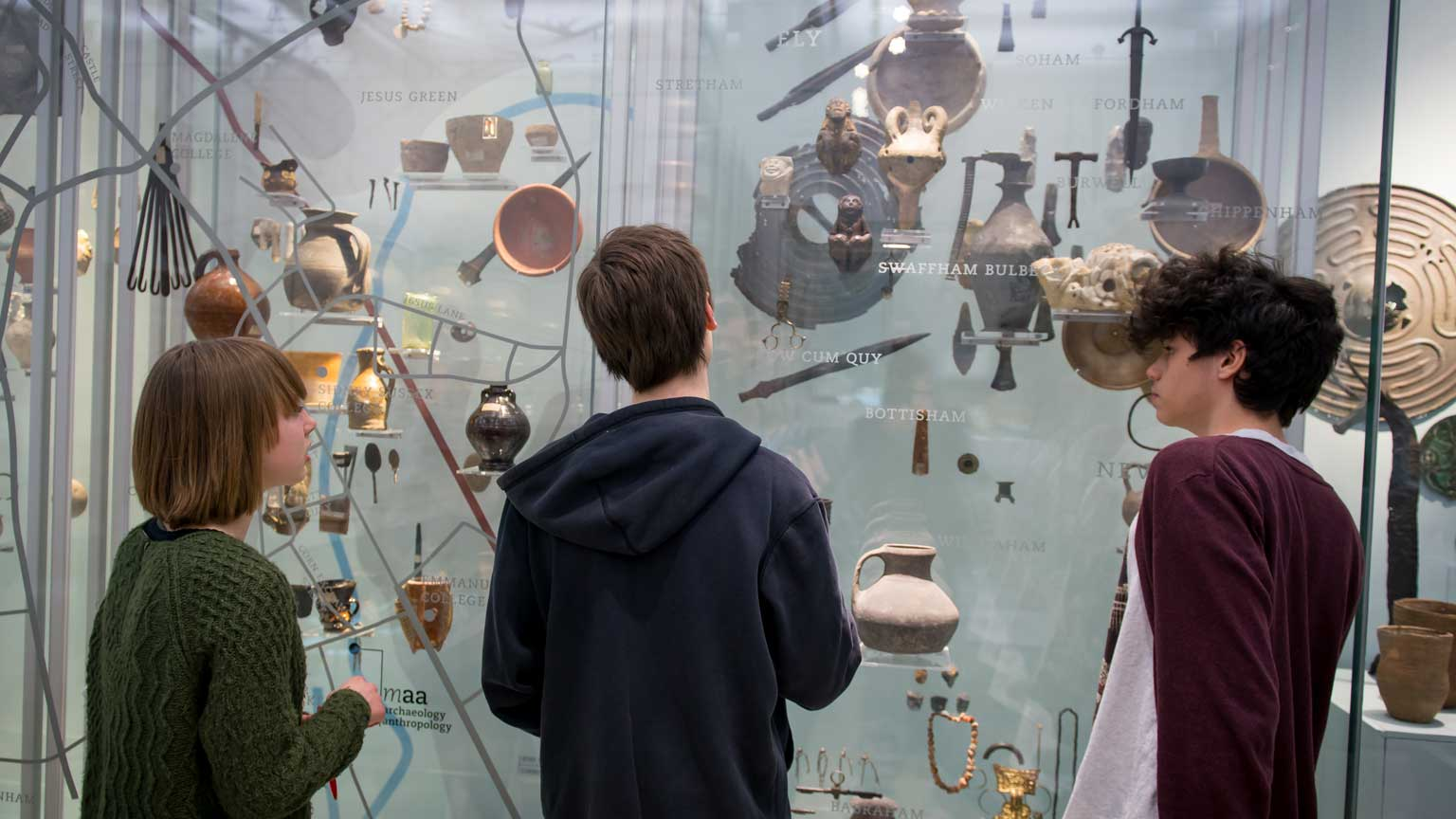 Museum of Archaeology and Anthropology, Cambridge -