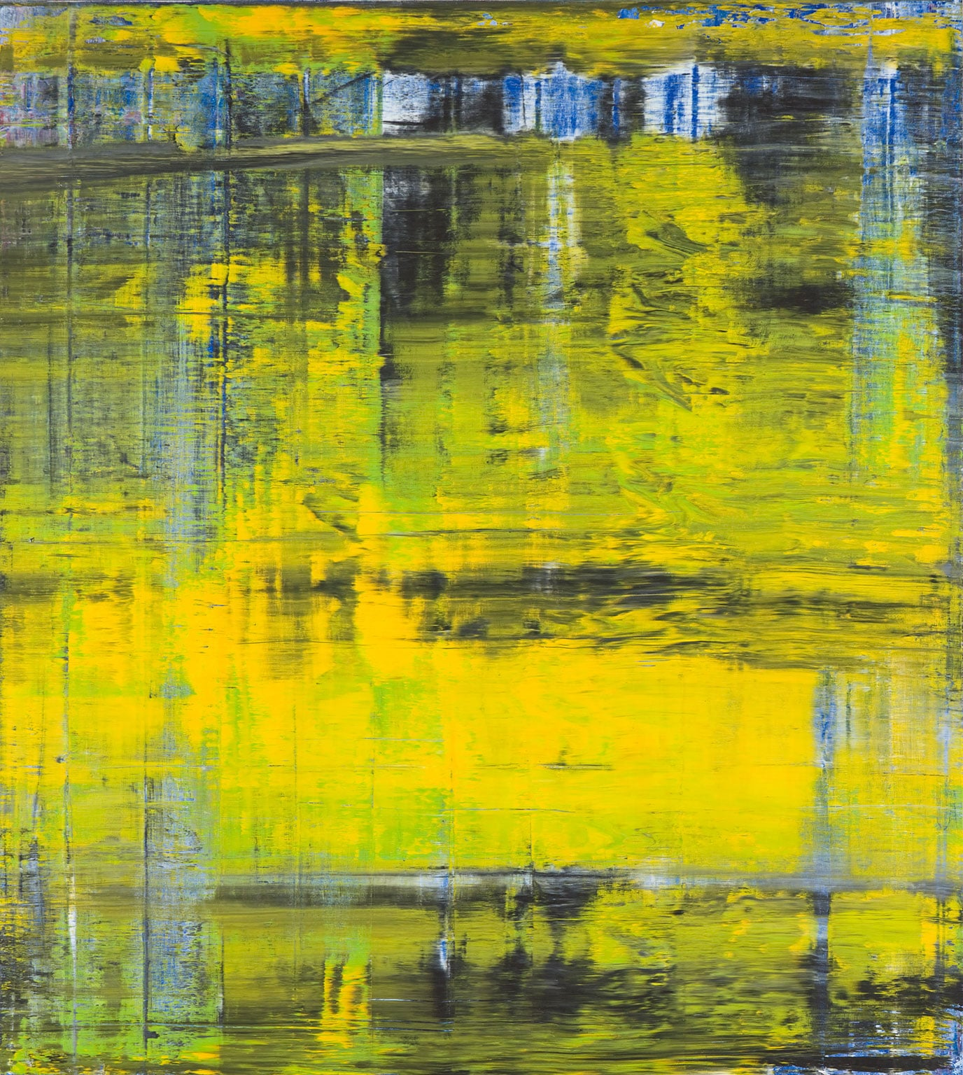 2. Gerhard Richter Artist Rooms, 6 Sept – 6 Dec 2014 - Dick Institute, Ayrshire. Free to all