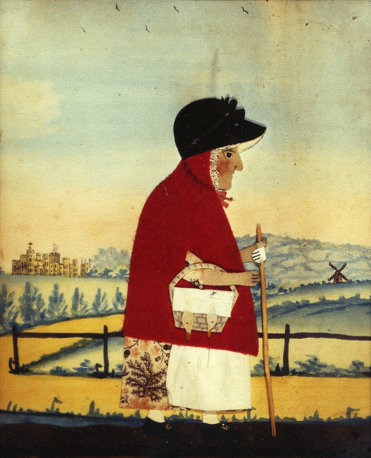 2. British Folk Art: The House that Jack Built, Tate Britain, London, 10 June - 31 August. 50% off entry with National Art Pass - George Smart, Goose Woman, c 1840 Courtesy of Tunbridge Wells Museum and Art Gallery