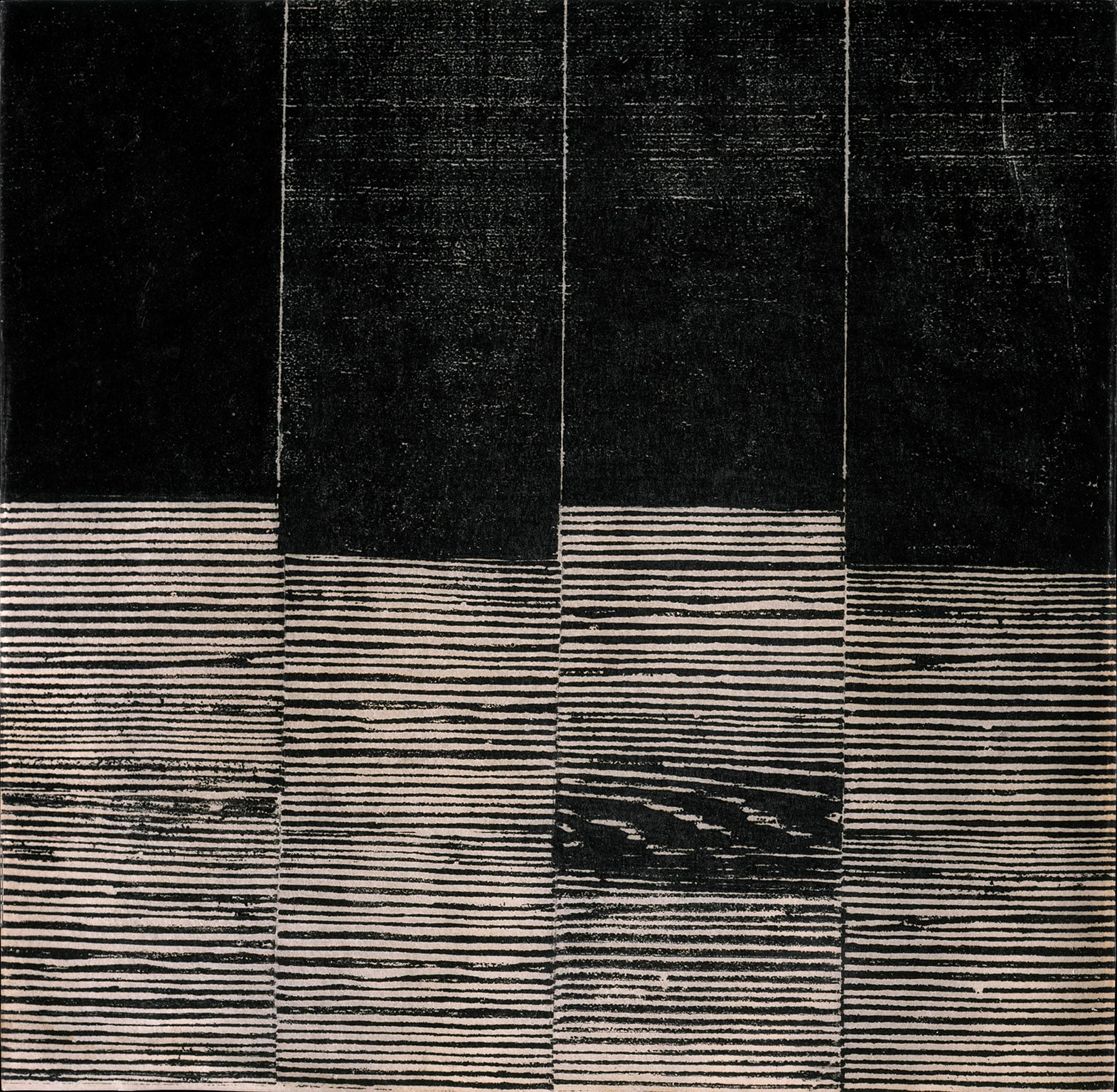 Lygia Pape, Untitled (from the series Weaving), 1959