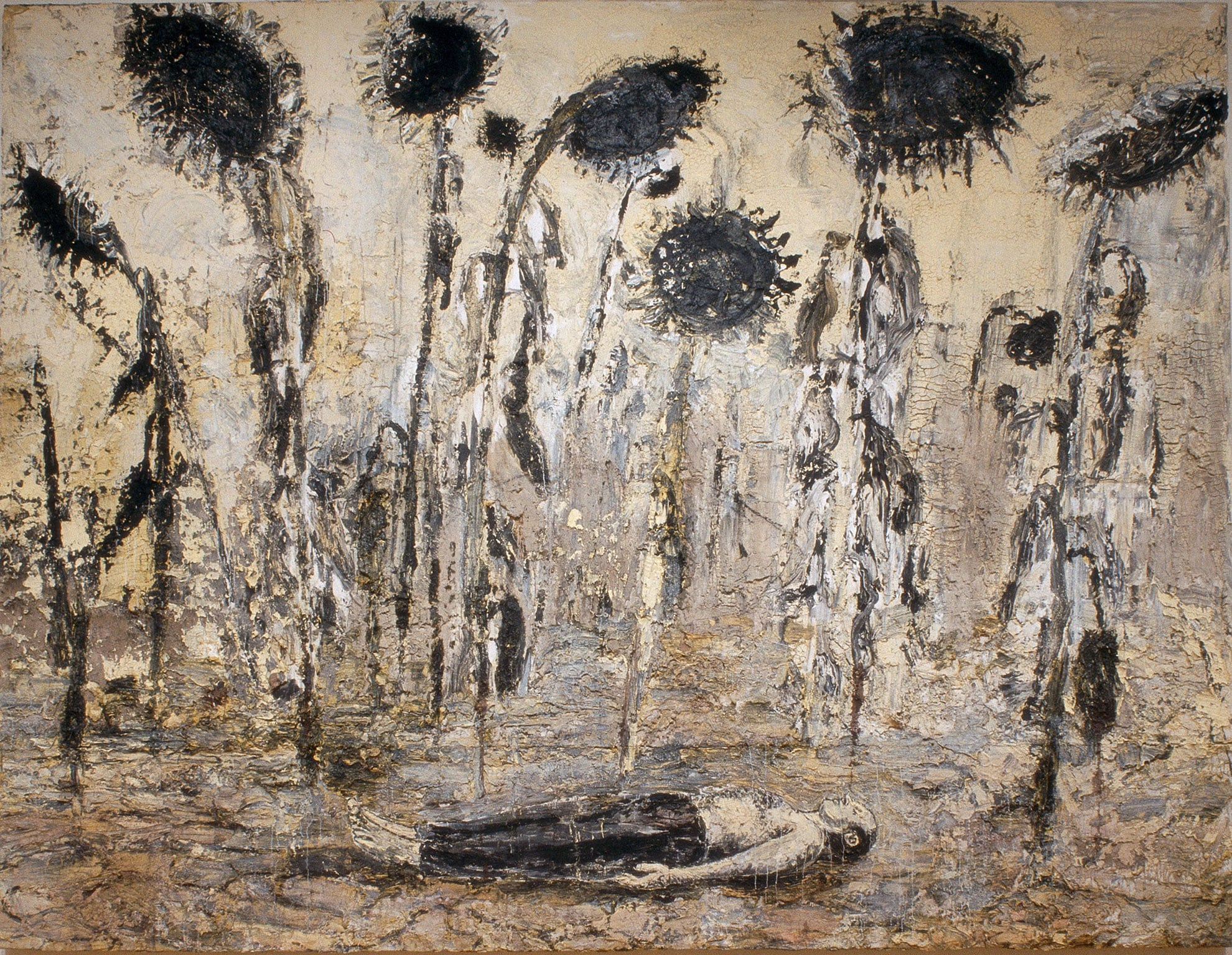 5. Anselm Kiefer, 27 Sept – 14 Dec 2014 - Royal Academy, London. Reduced price with National Art Pass