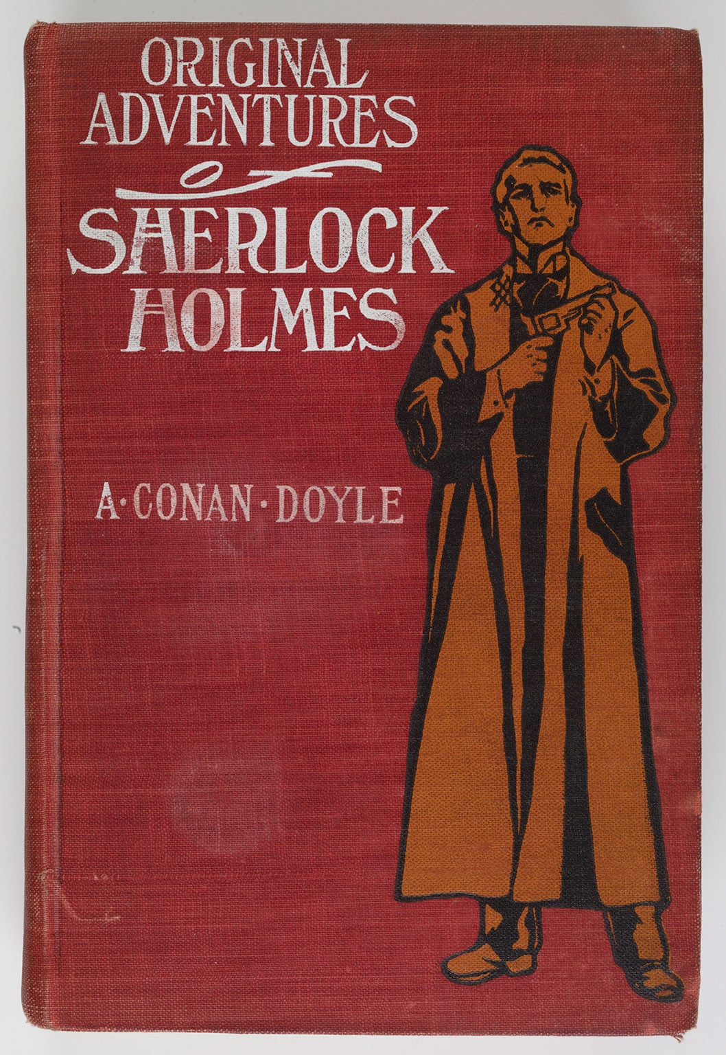 5. Sherlock Holmes: The Man Who Never Lived And Will Never Die, Museum of London, 50% off with National Art Pass - Sherlock Holmes cover, first edition published New York 1903 © Museum of London