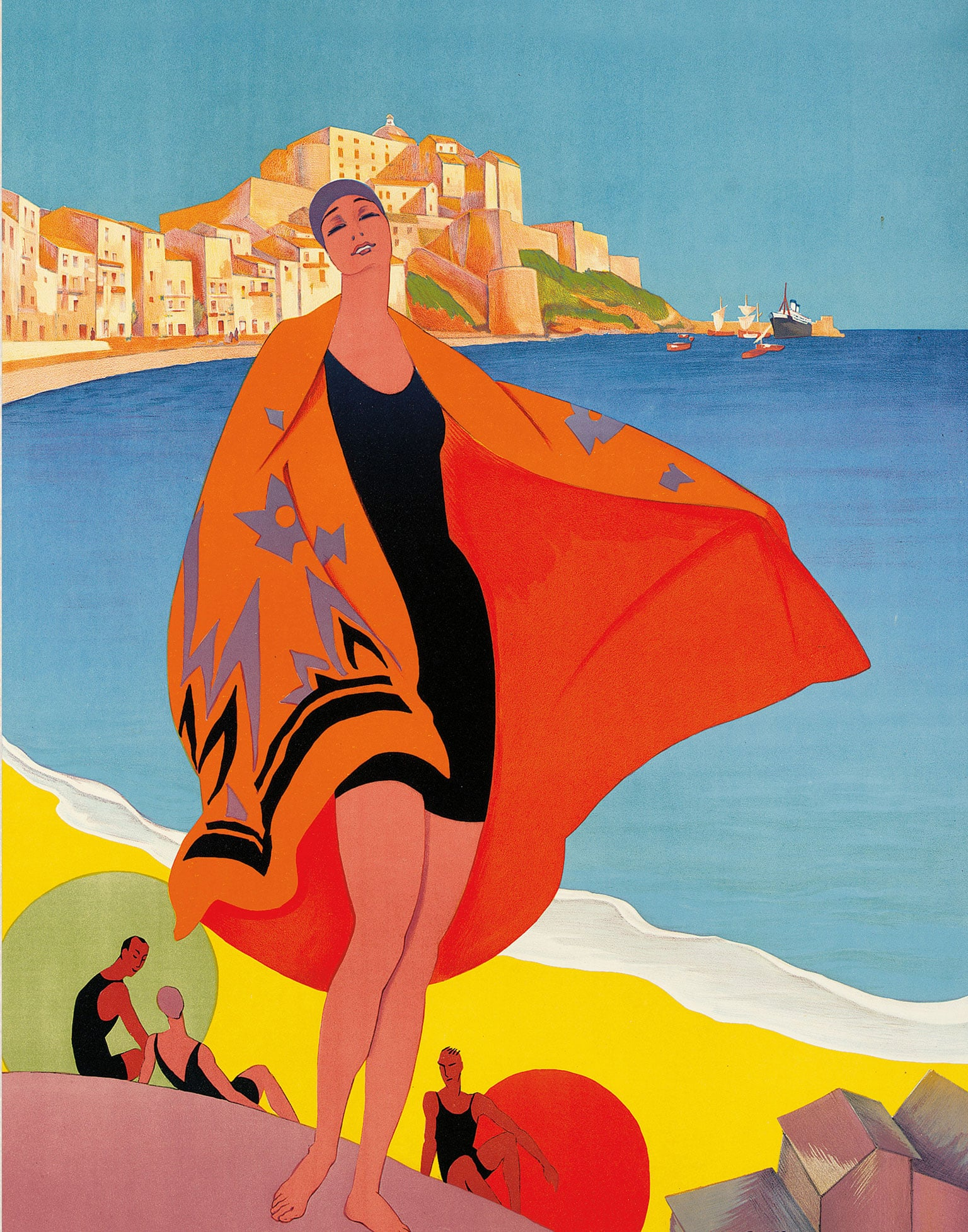 1. Riviera Style: Resort and Swimwear since 1900, Fashion and Textile Museum, 50% off with National Art Pass - Fashion and Textile Museum
