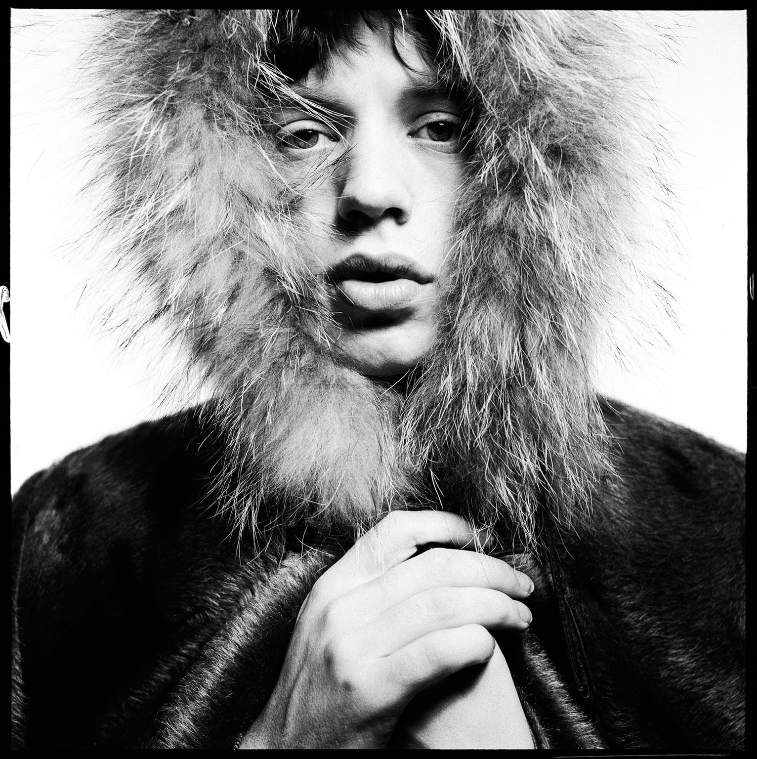 3. Bailey's Stardust, Scottish National Gallery, 50% off with National Art Pass - David Bailey, Mick Jagger by David Bailey, 1964