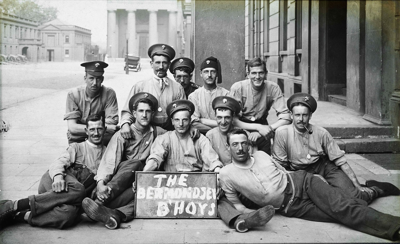 6. Soldiers and Suffragettes: The Photography of Christina Broom, Museum of London Docklands, Free entry to all - Christina Broom © Museum of London