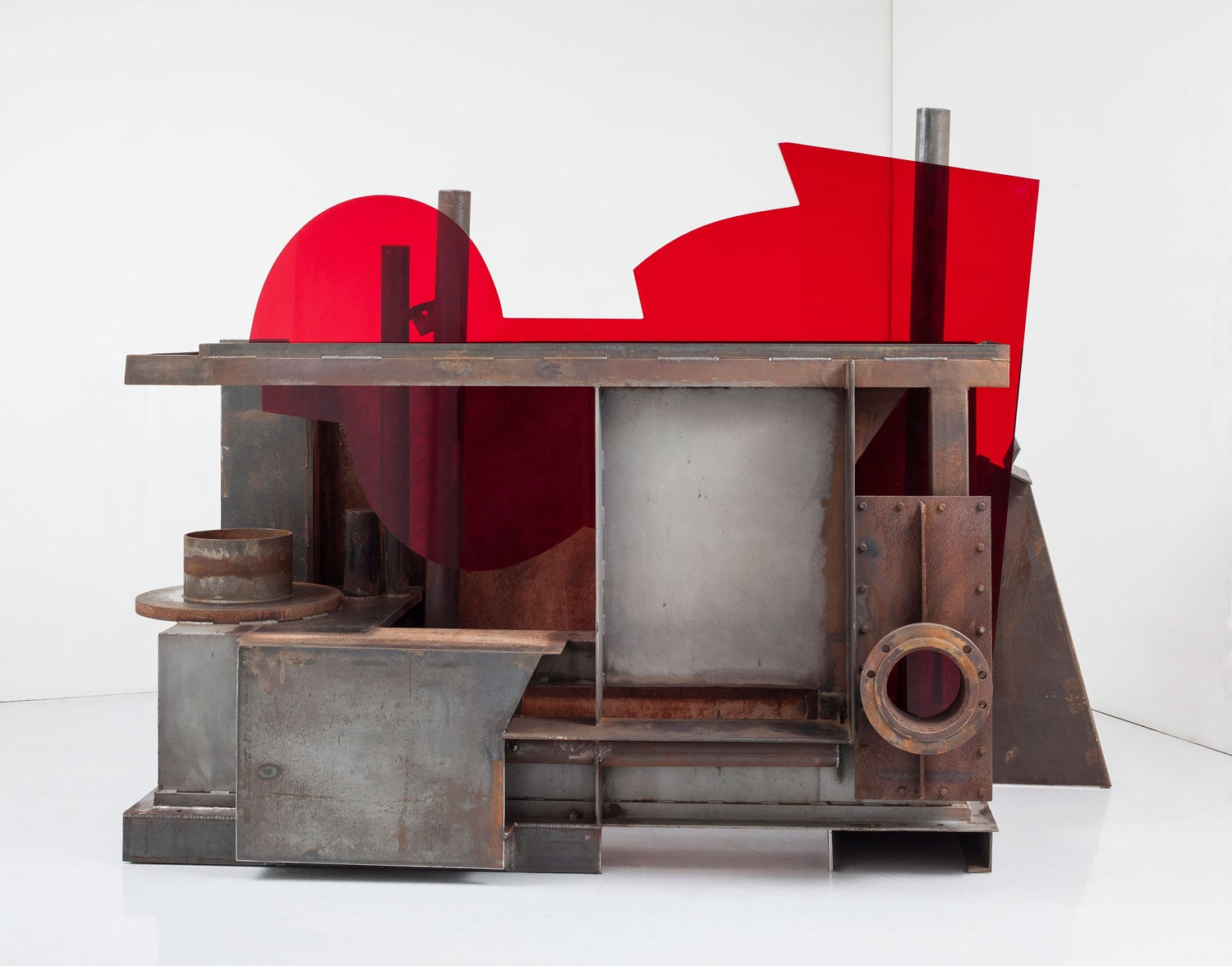 Anthony Caro, End of Time, 2013