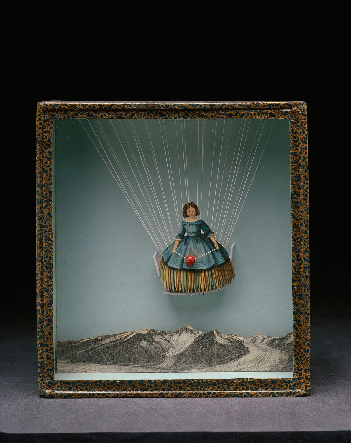 4. Joseph Cornell: Wanderlust, Royal Academy of Arts. Reduced price with the National Art Pass - Tilly Losch, c. 1935 Courtesy of Aimee and Robert Lehrman. Photo Quicksilver Photographers, LLC. © The Joseph and Robert Cornell Memorial Foundation/VAGA, NY/DACS, London 2015