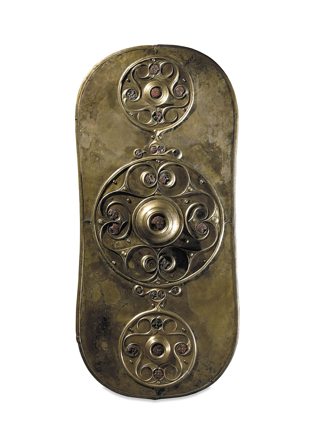 2. The Battersea Shield, England, 350-50 BC - © The Trustees of the British Museum