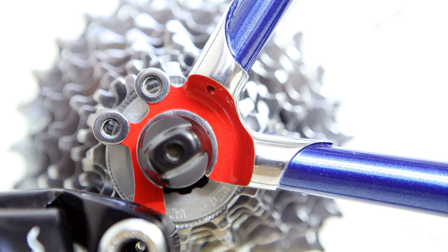 Polished Stainless Dropouts, Hartley Cycles