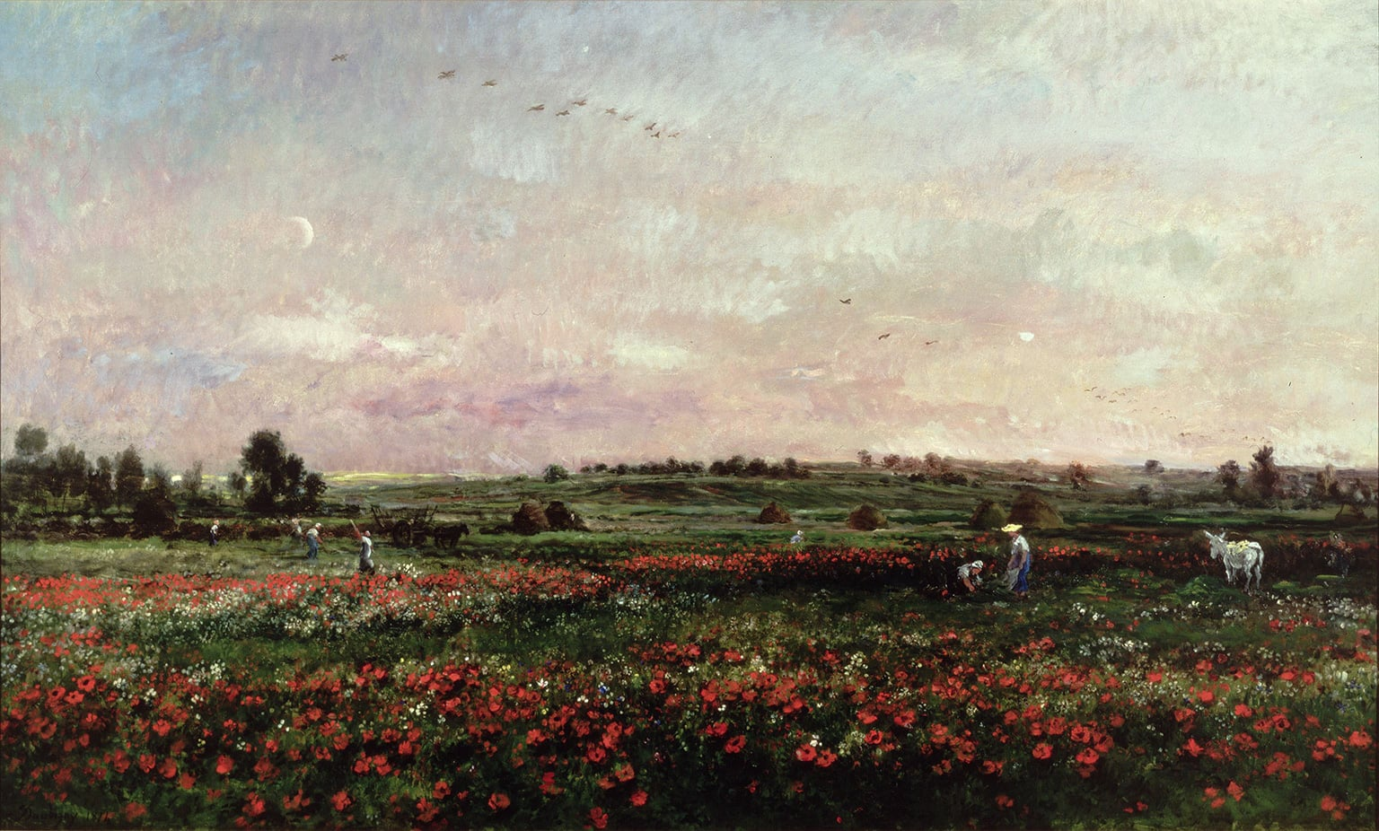 Inspiring Impressionism: Daubigny, Monet and Van Gogh Exhibition at ...