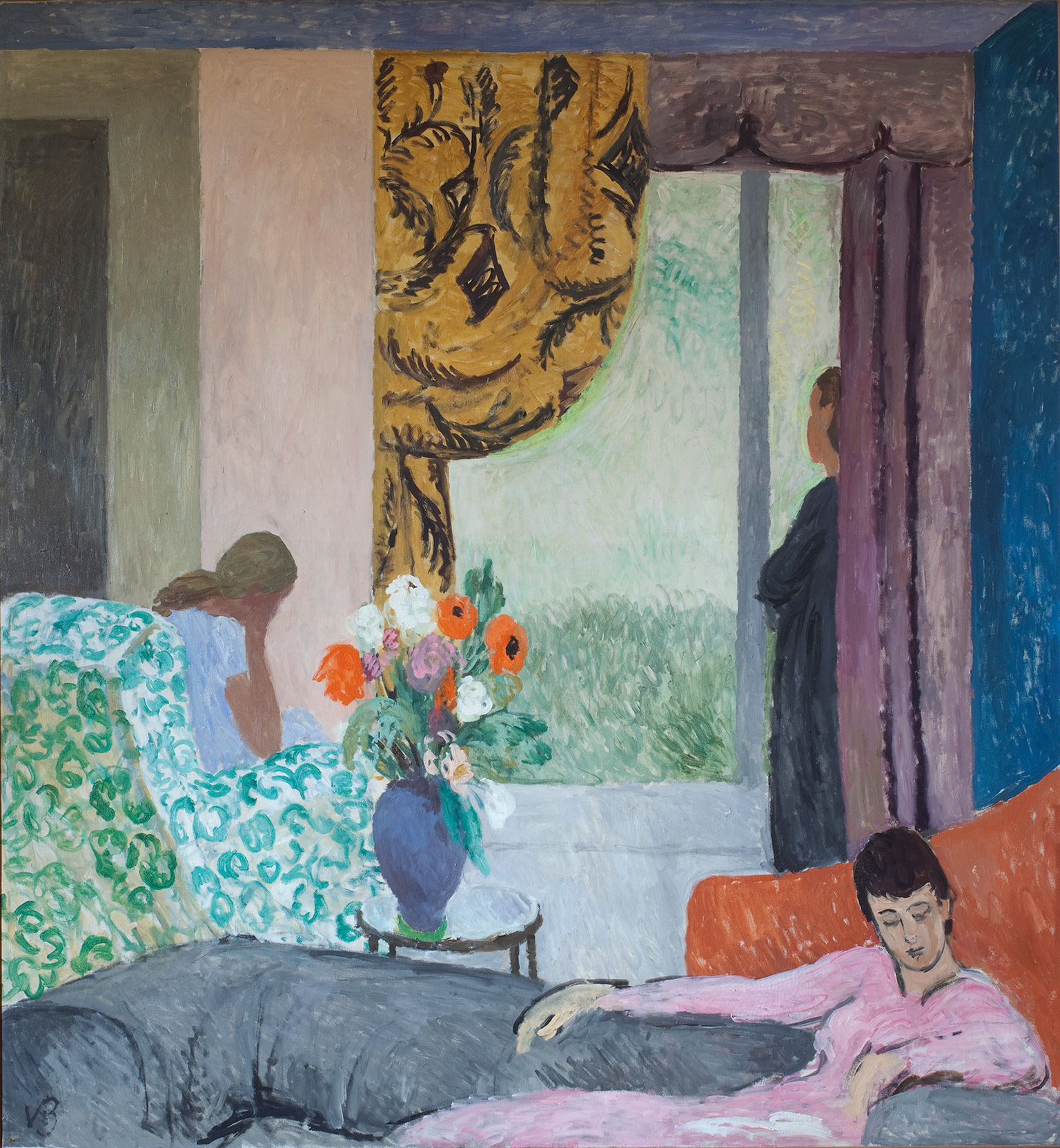 Vanessa Bell, The Other Room, late 1930s