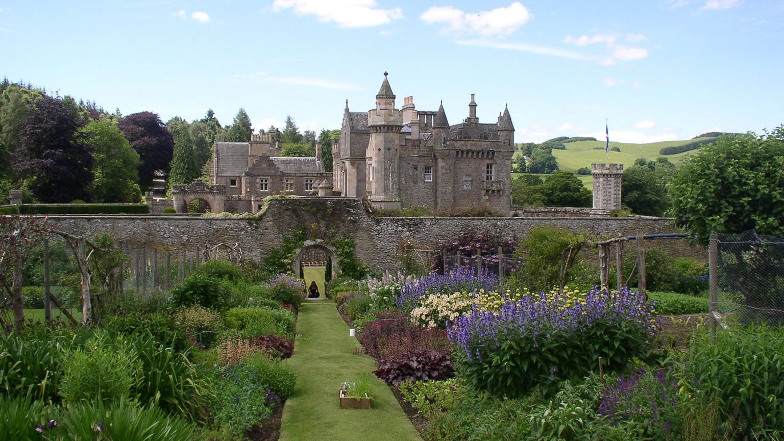 Abbotsford The Home Of Sir Walter Scott Art Fund