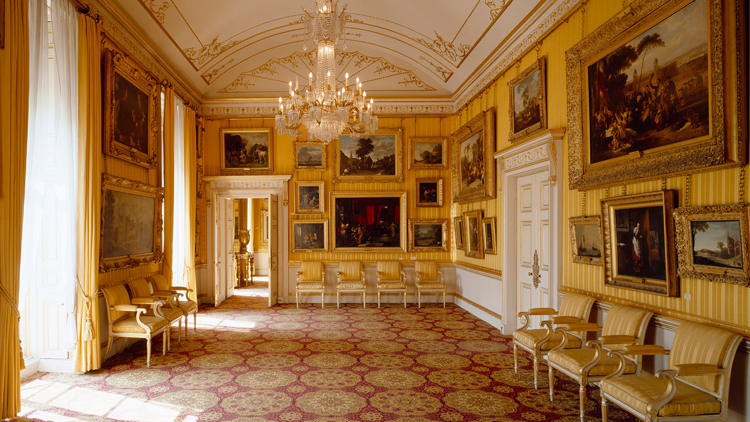 The Piccadilly Drawing Room, Apsley House