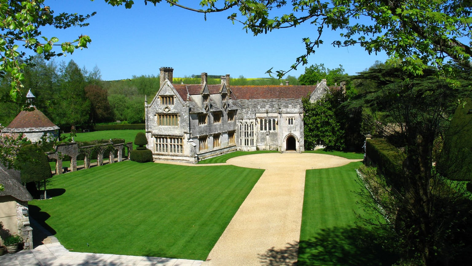 4. Athelhampton House - 50% off entry with National Art Pass