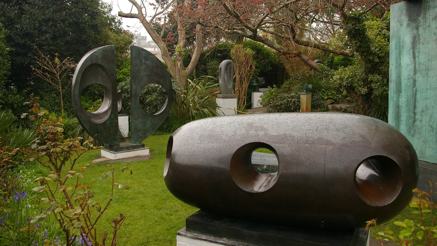 3. Barbara Hepworth Museum and Sculpture Garden in Cornwall - 50% off entry with National Art Pass