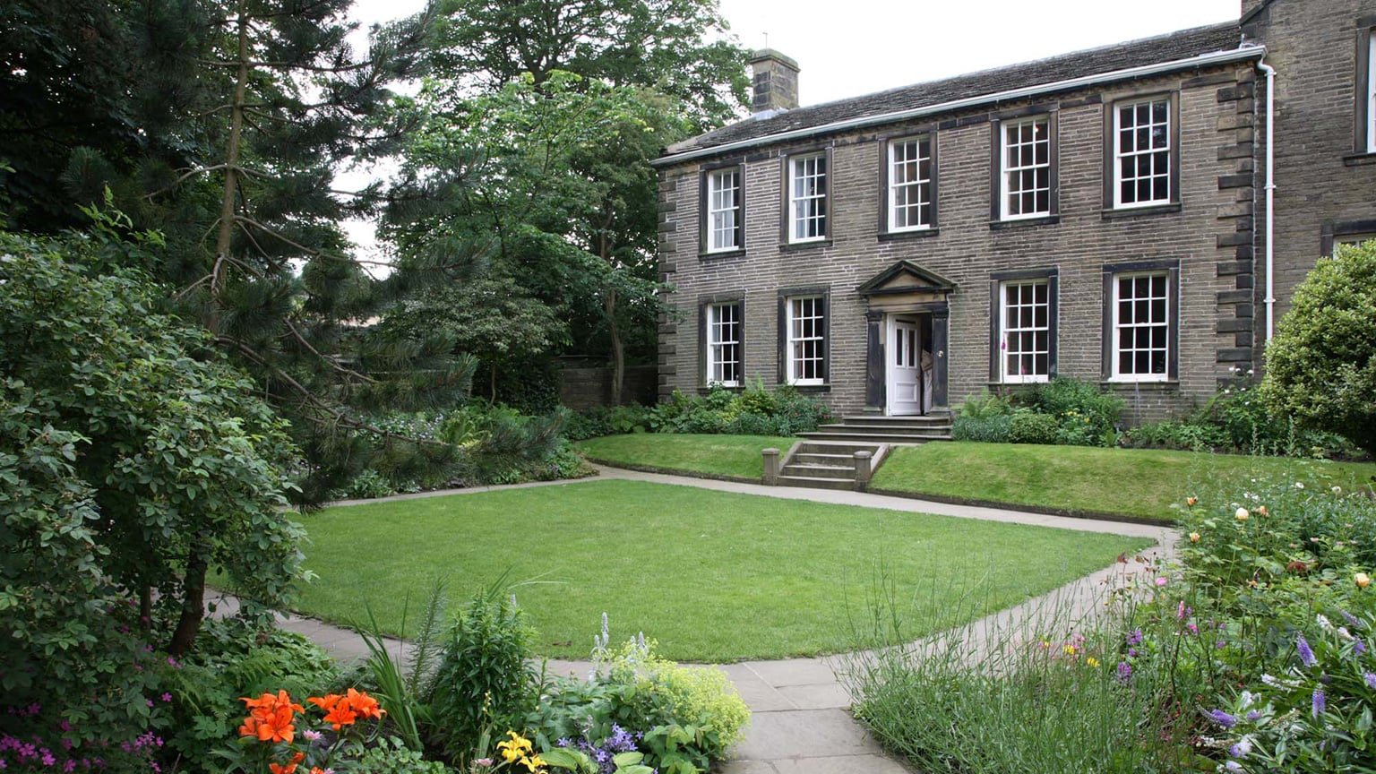 Brontë Parsonage Museum. Free entry with National Art Pass -