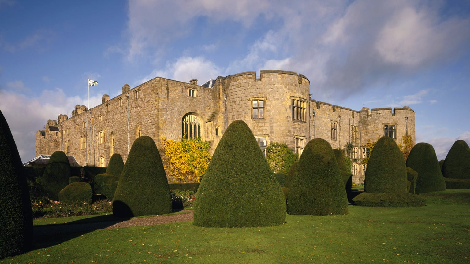 10. Chirk Castle - Free with National Art Pass