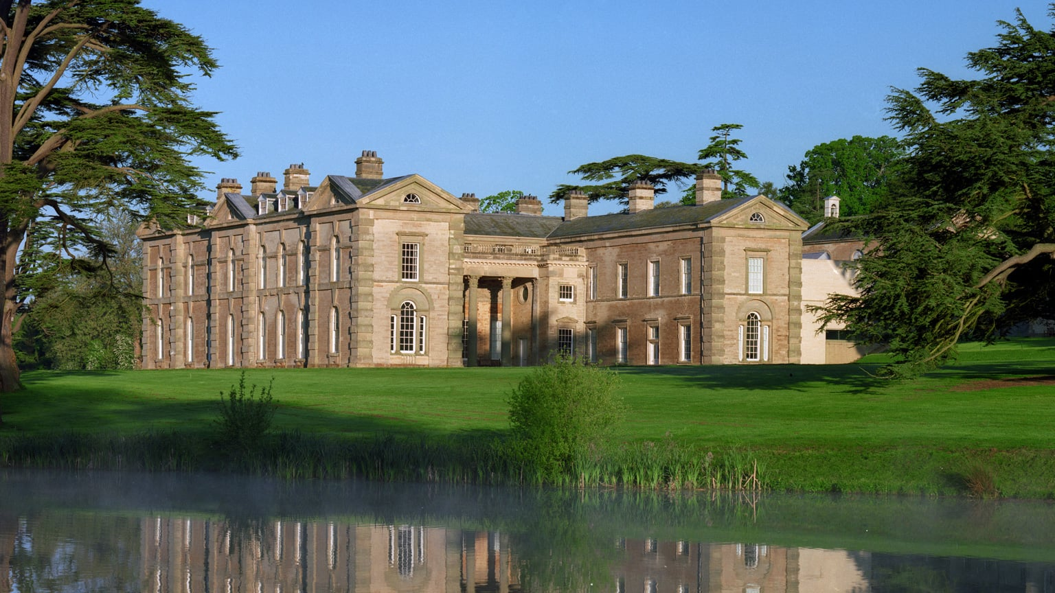 View of Compton Verney