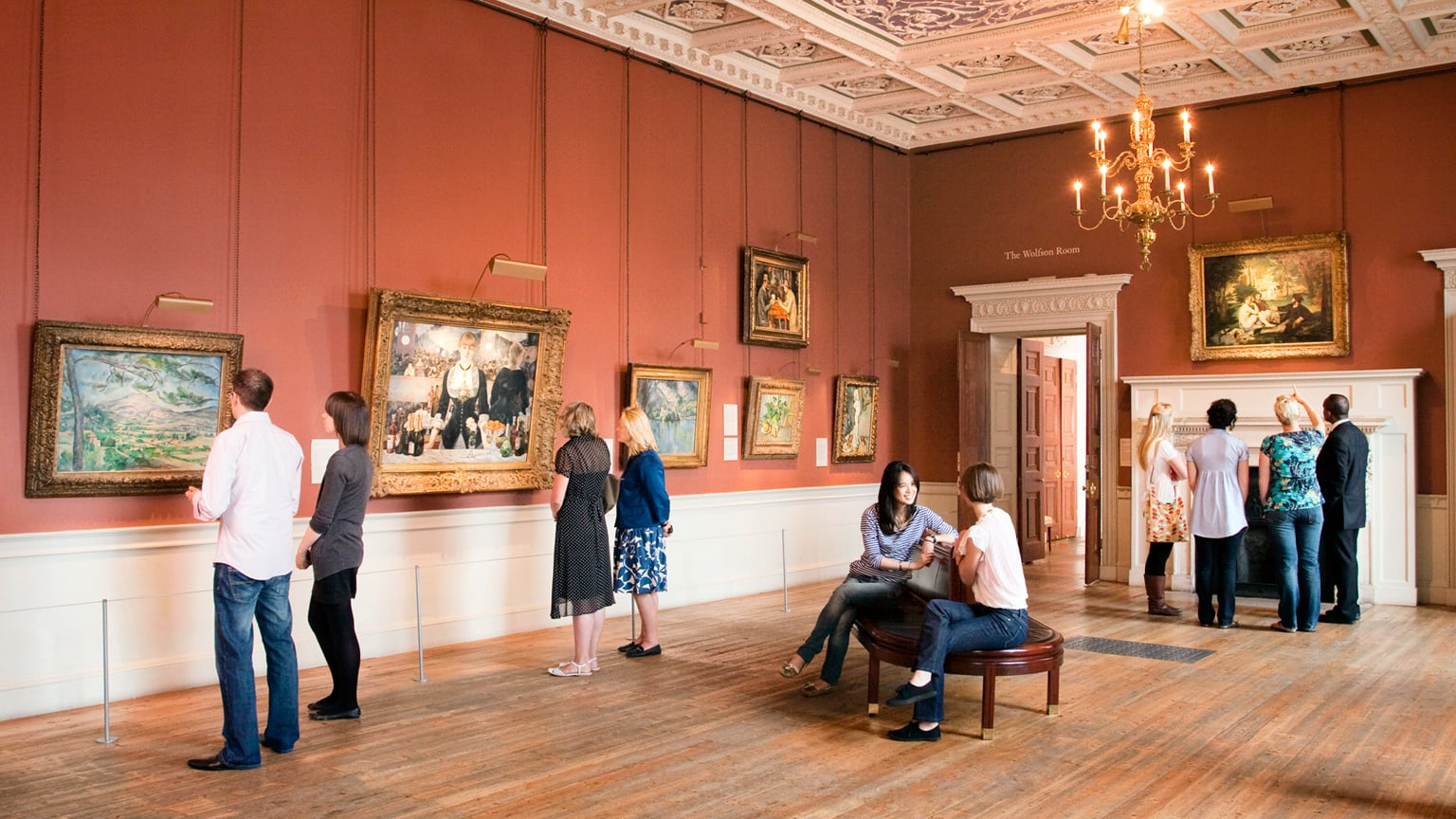 2. The Courtauld Gallery, London - Free with National Art Pass