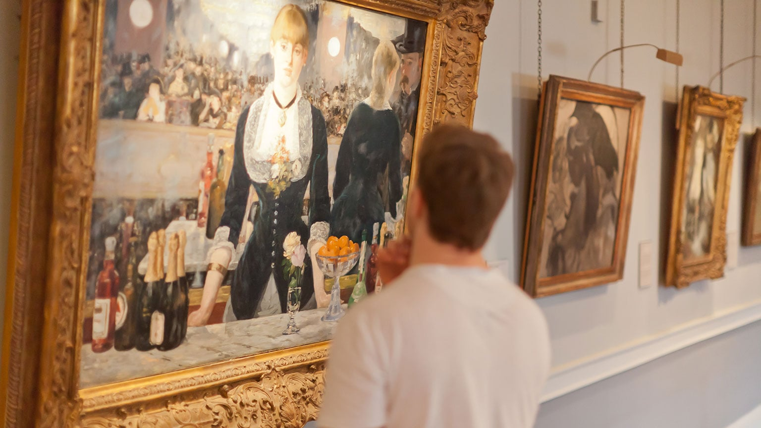 Six of the uk 39 s best impressionism collections for Best art galleries in the world