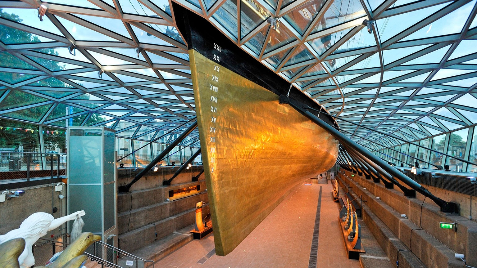 The Cutty Sark - © National Maritime Museum