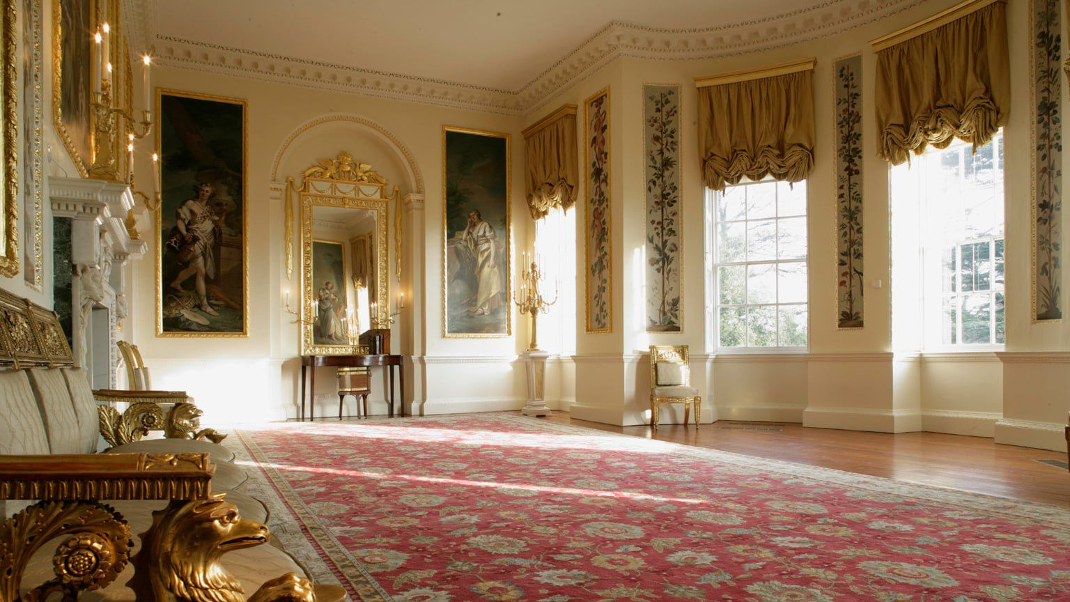 5. Danson House, Kent - Free entry with National Art Pass