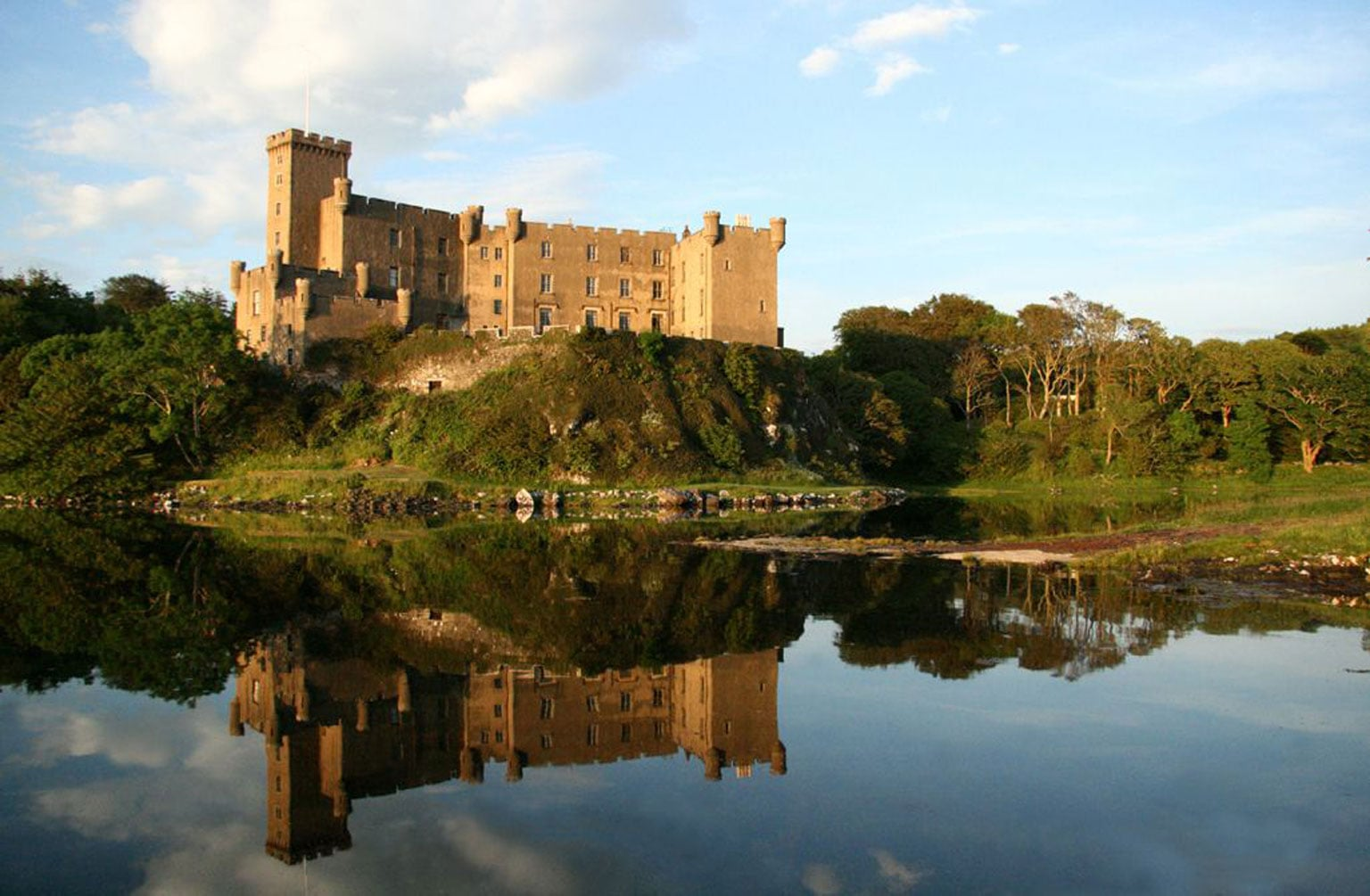 2. Dunvegan Castle, Isle of Skye - Reduced price entry with National Art Pass