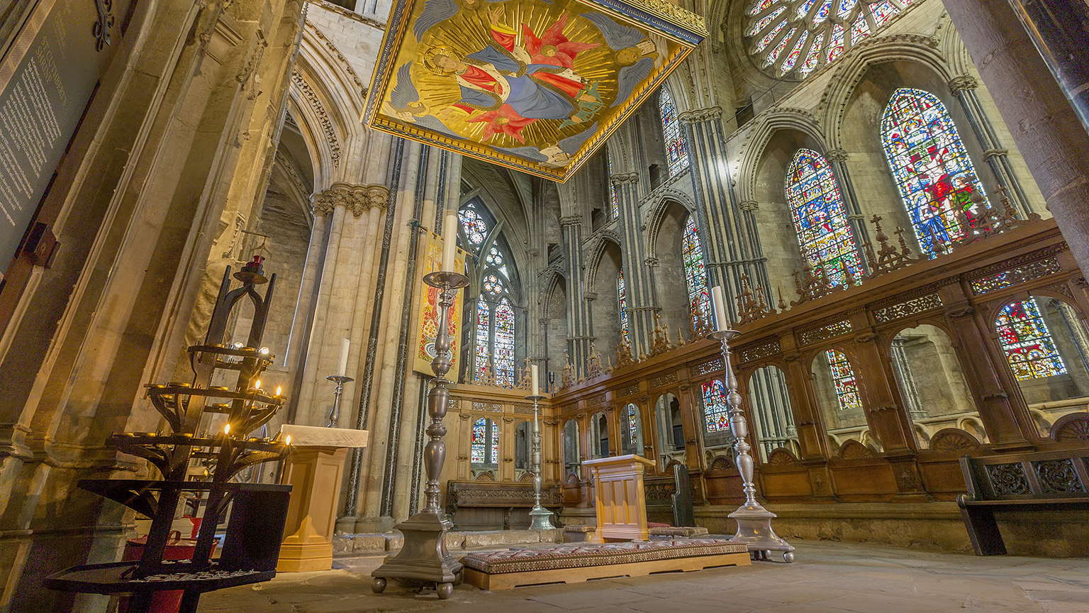 Shrine of St Cuthbert, Durham Cathedral