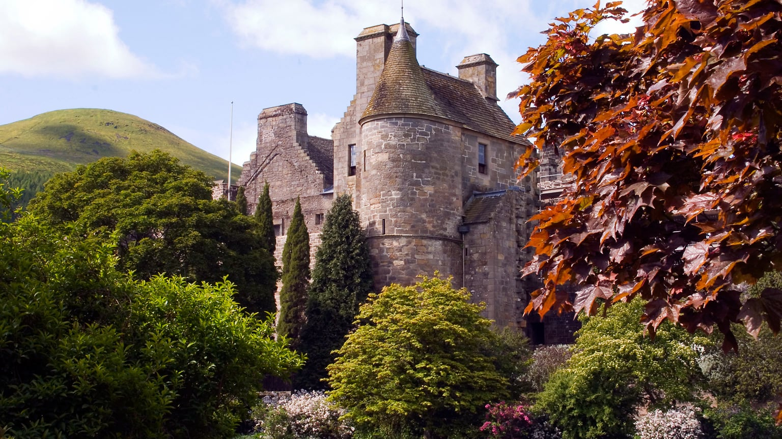 6. Falkland Palace and Garden in Scotland - Free entry with National Art Pass