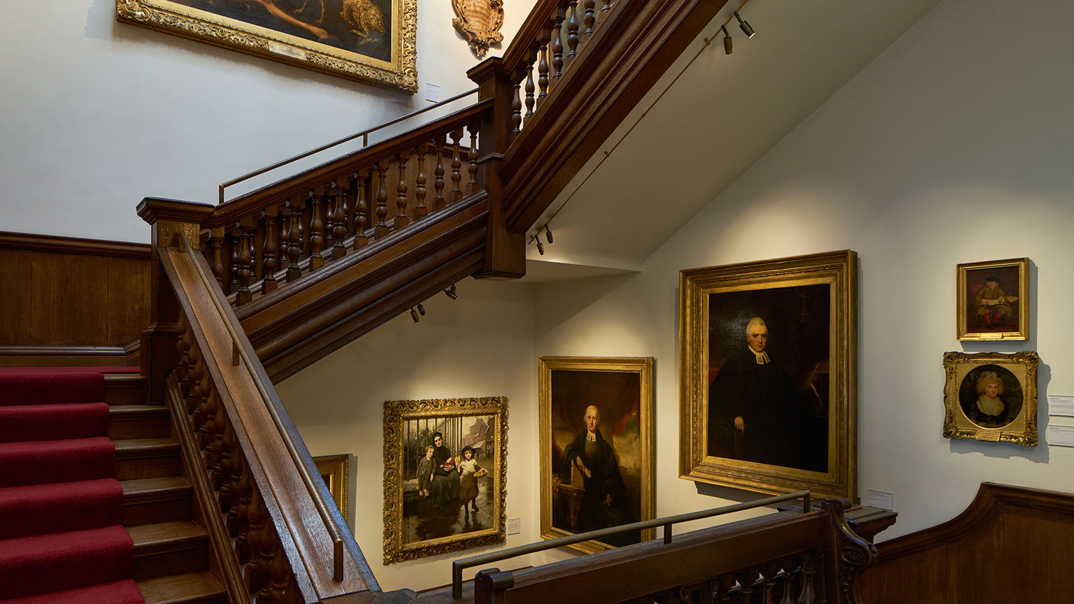 Foundling Museum Staircase