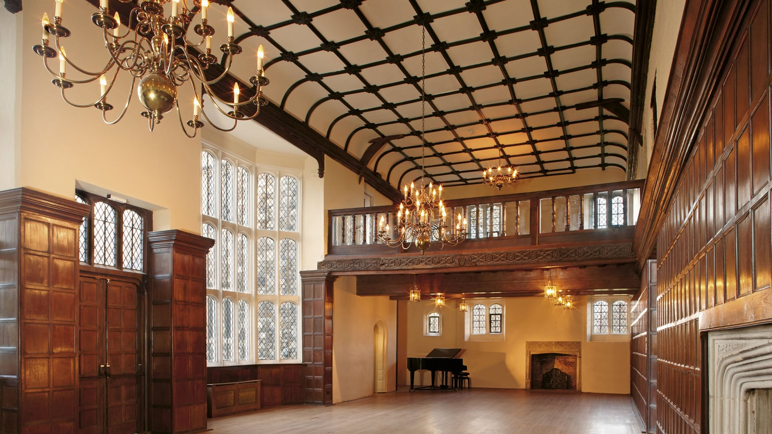 The Great Hall, Hall Place
