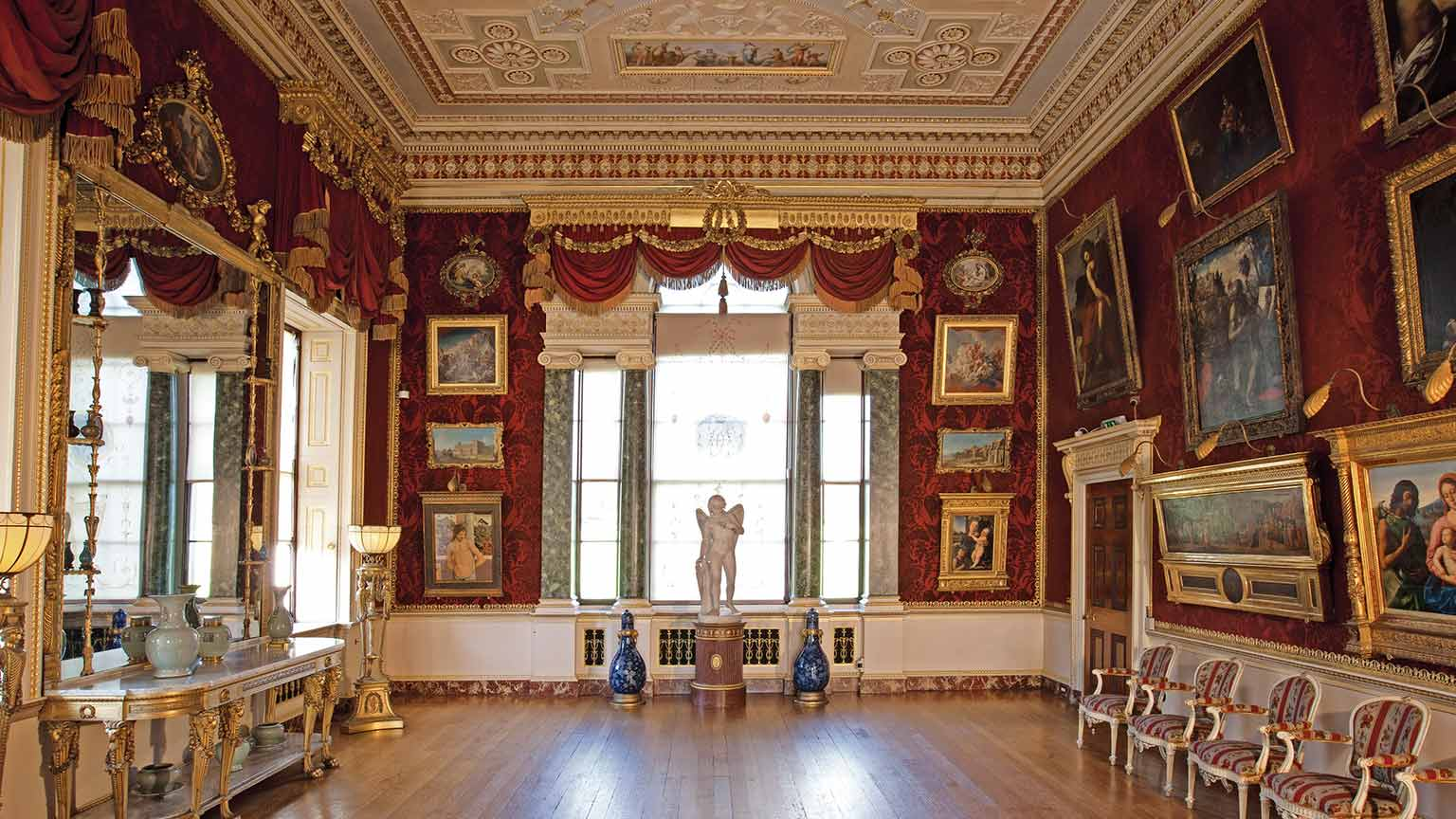 Design A House Free Harewood House Art Fund