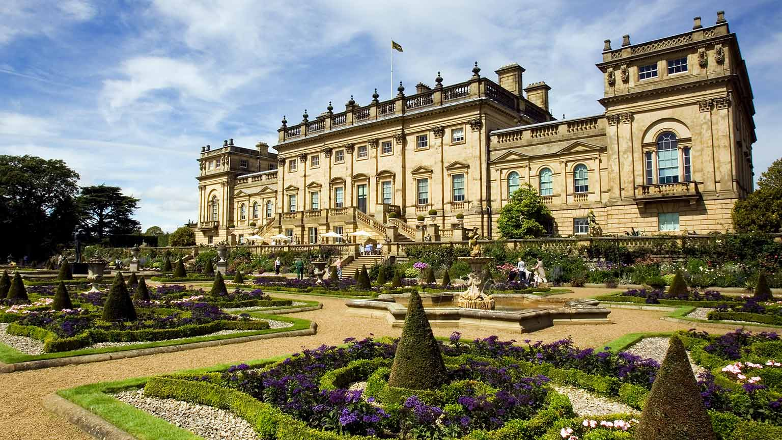 Harewood House. 50% off entry with National Art Pass -