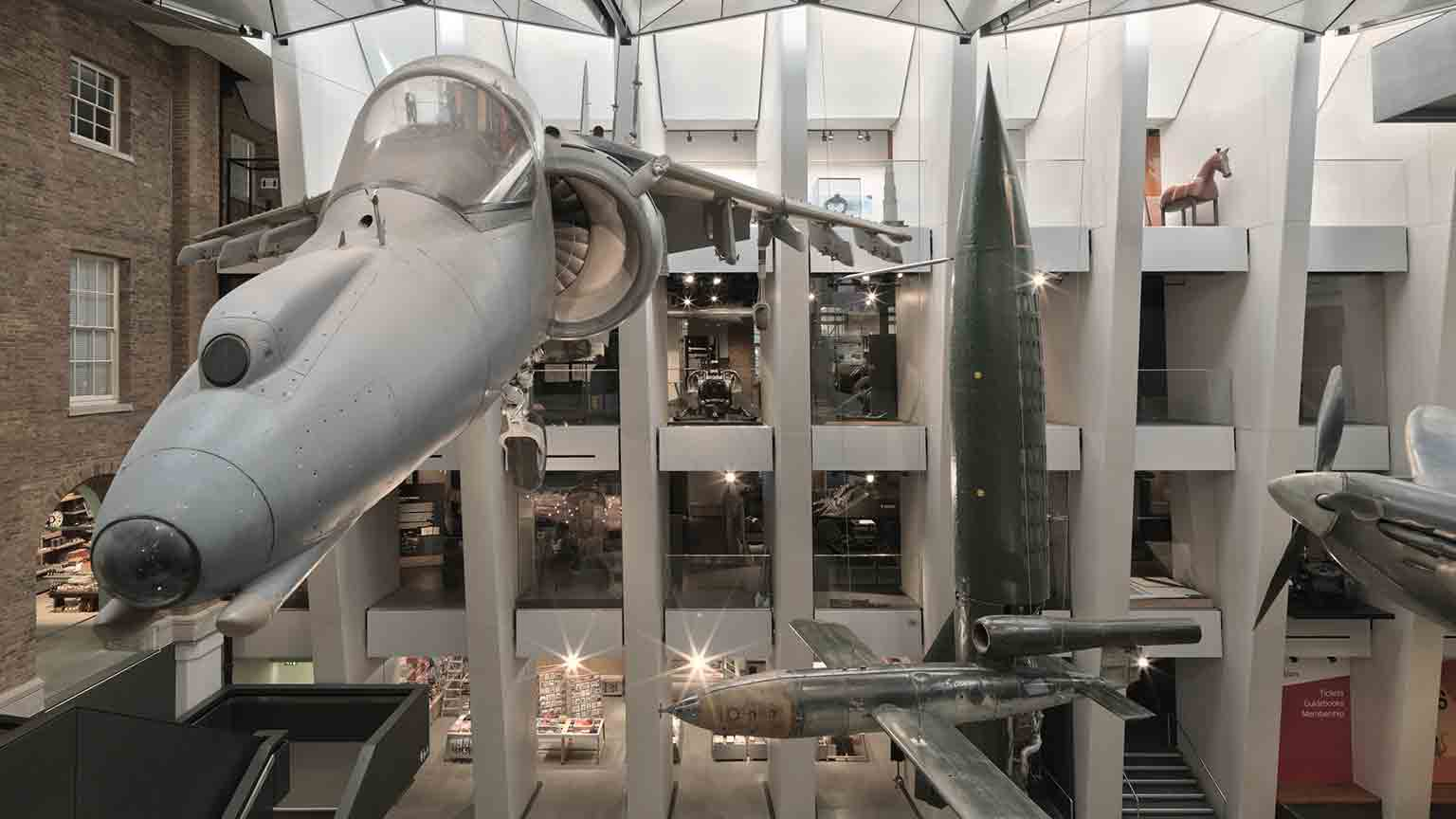 Image result for iwm london