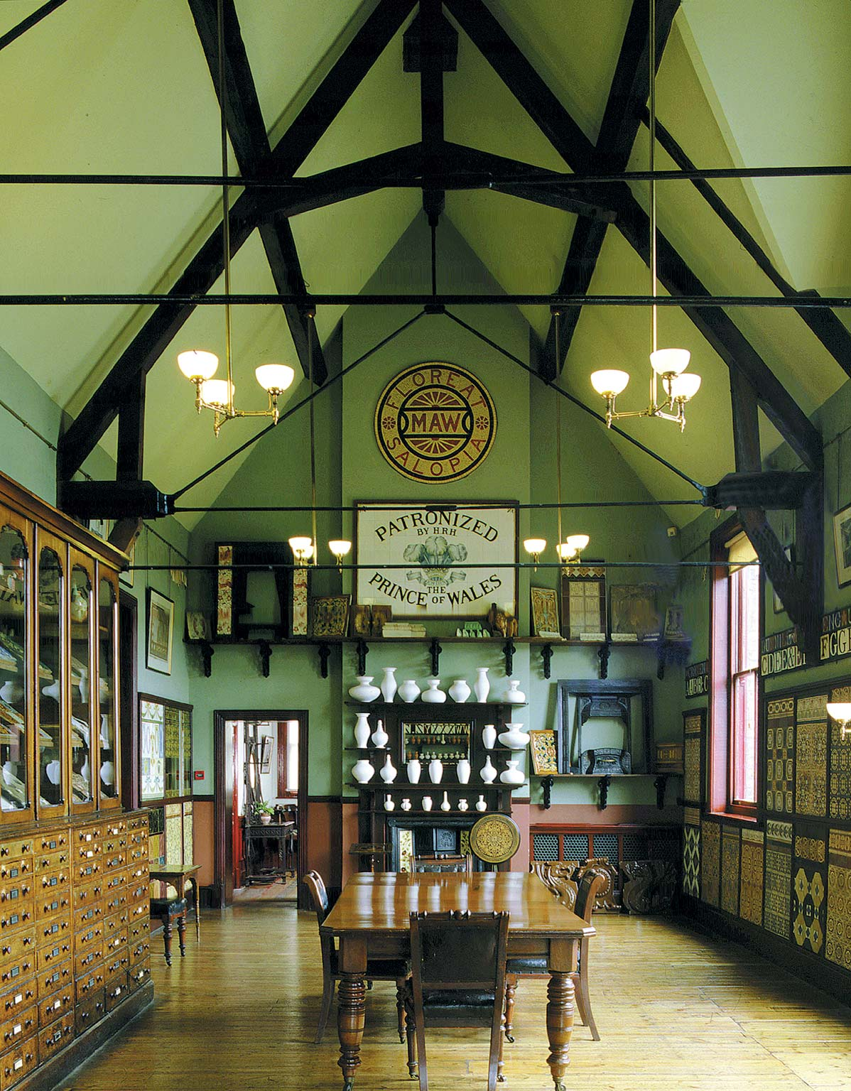 4. Jackfield Tile Museum, free with National Art Pass -