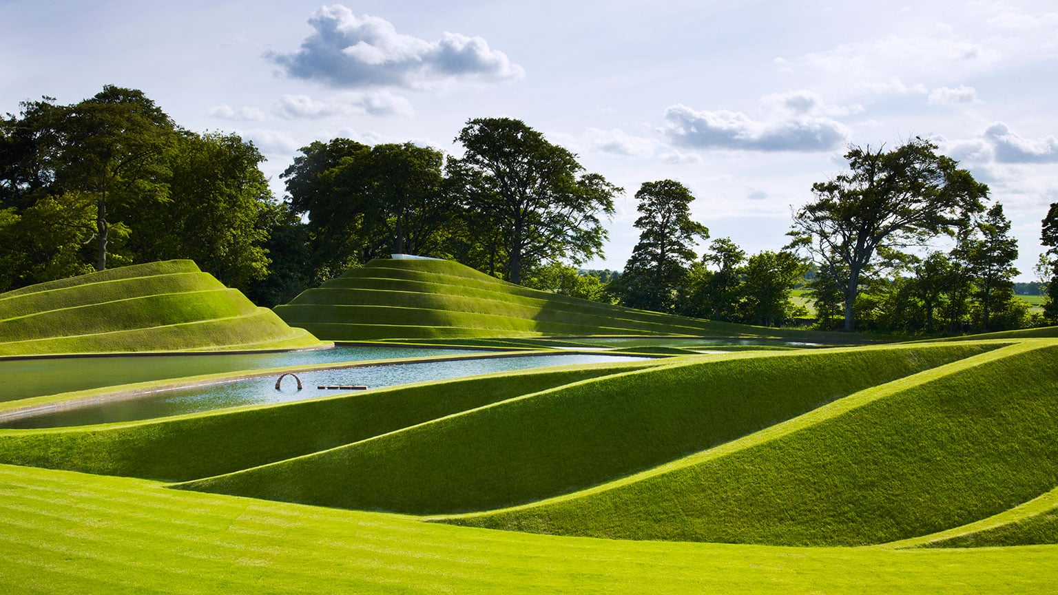 Jupiter artland art fund for Land design landscaping