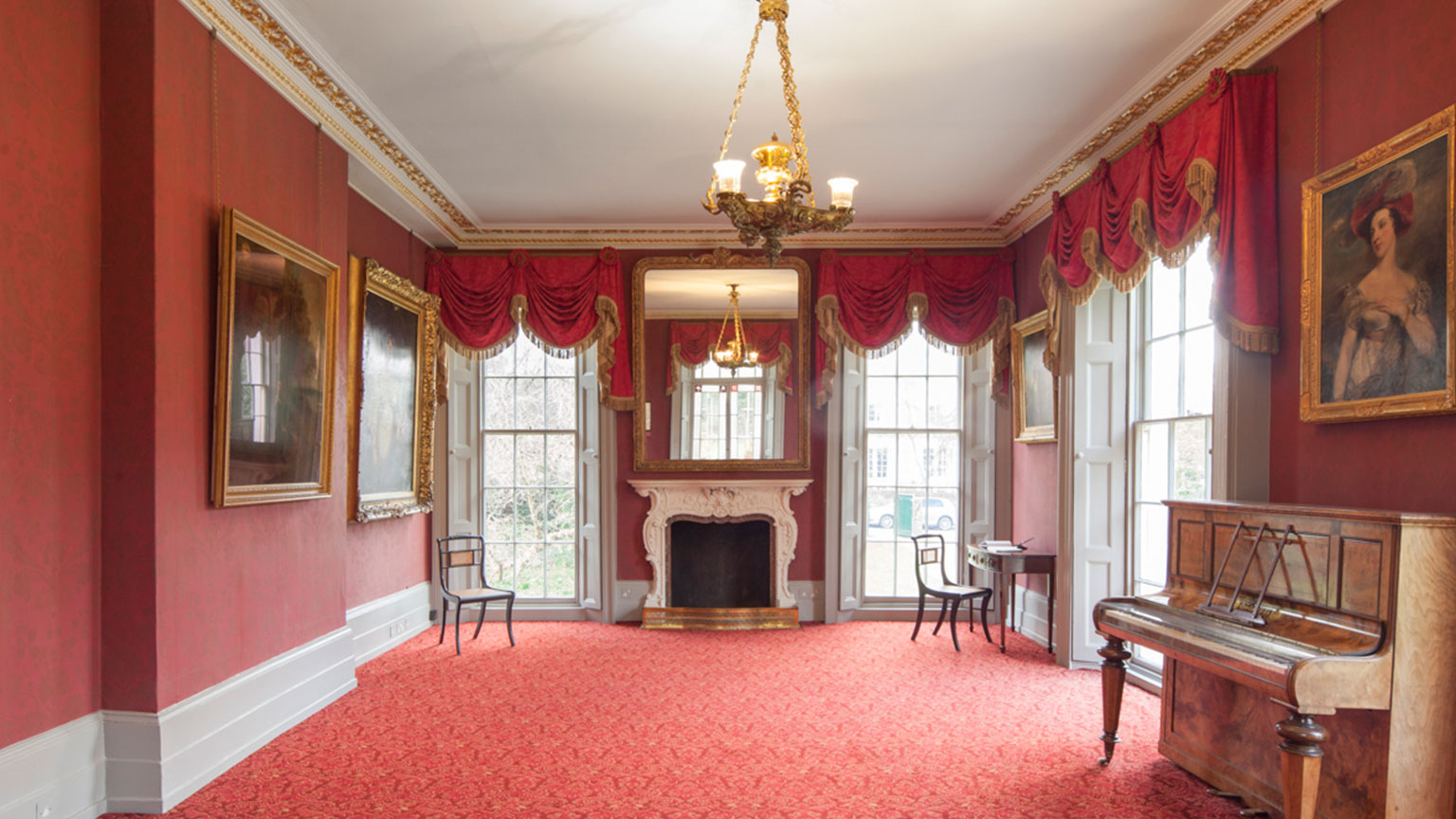 The Chester Room