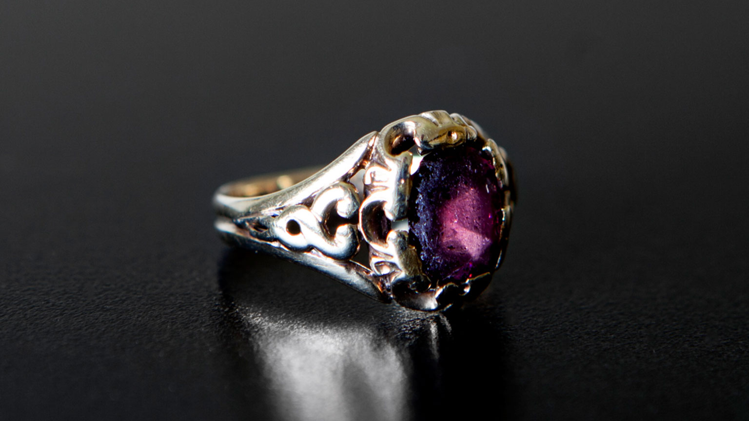 Engagement Ring Given by Keats to Fanny Brawne