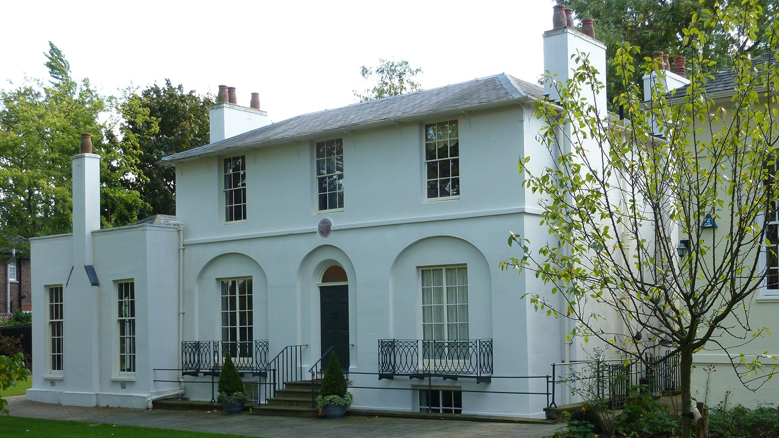 4. Keats House, free entry with National Art Pass -