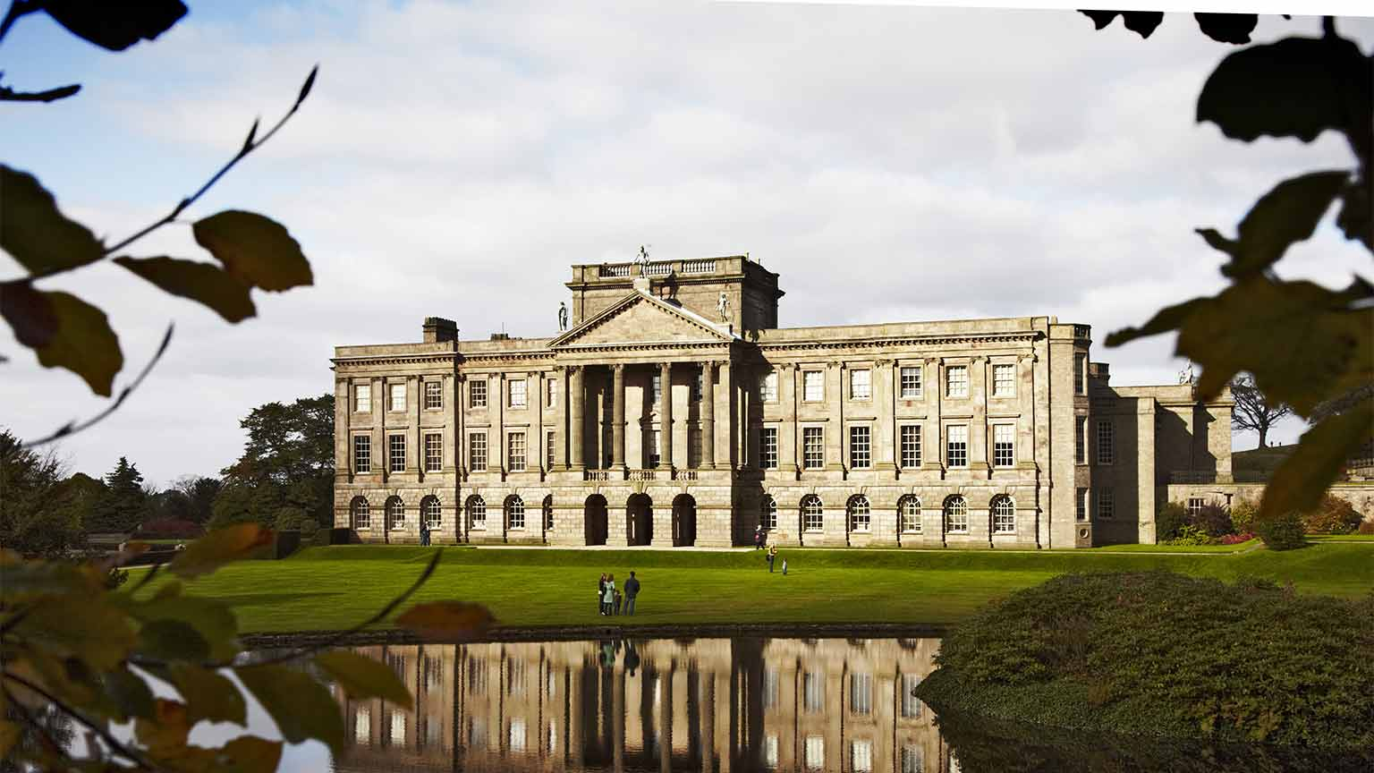 lyme house and its anc...