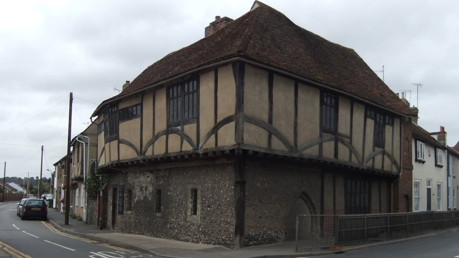 Steeped in history: the Maison Dieu