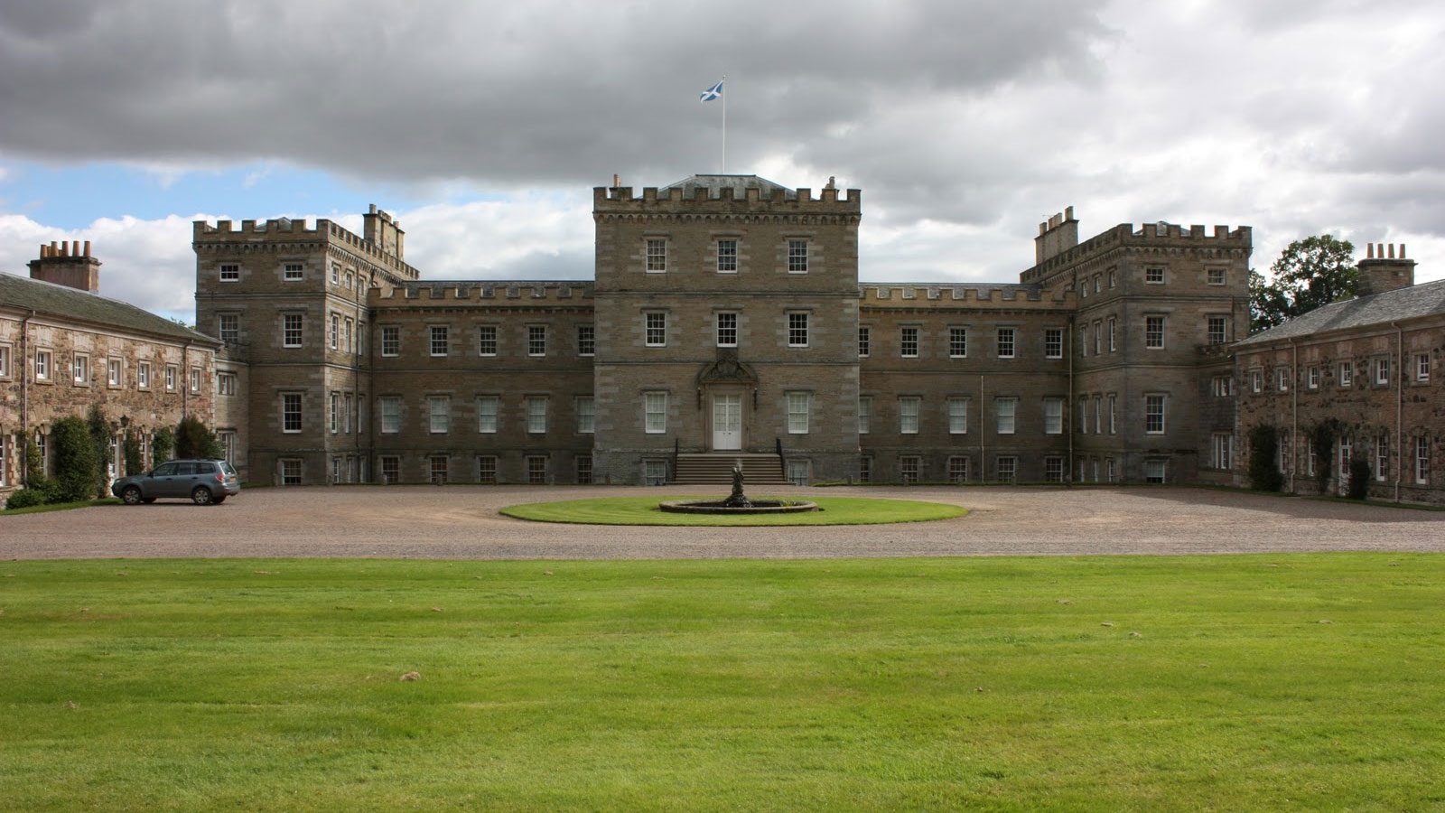 Mellerstain House, one of Scotland's finest stately homes