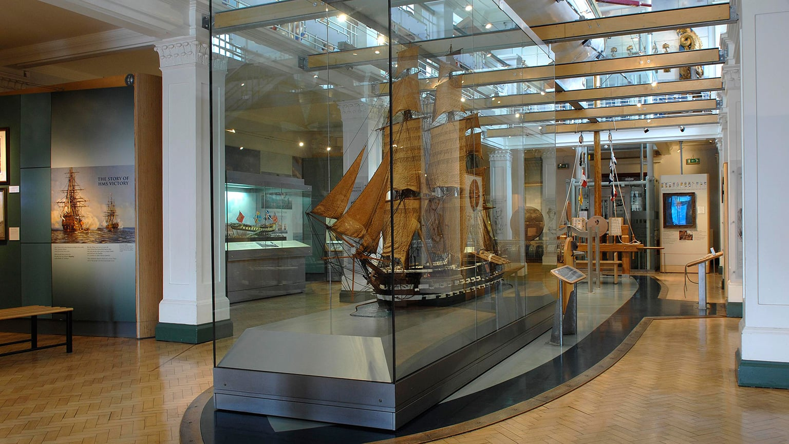 The National Museum of the Royal Navy