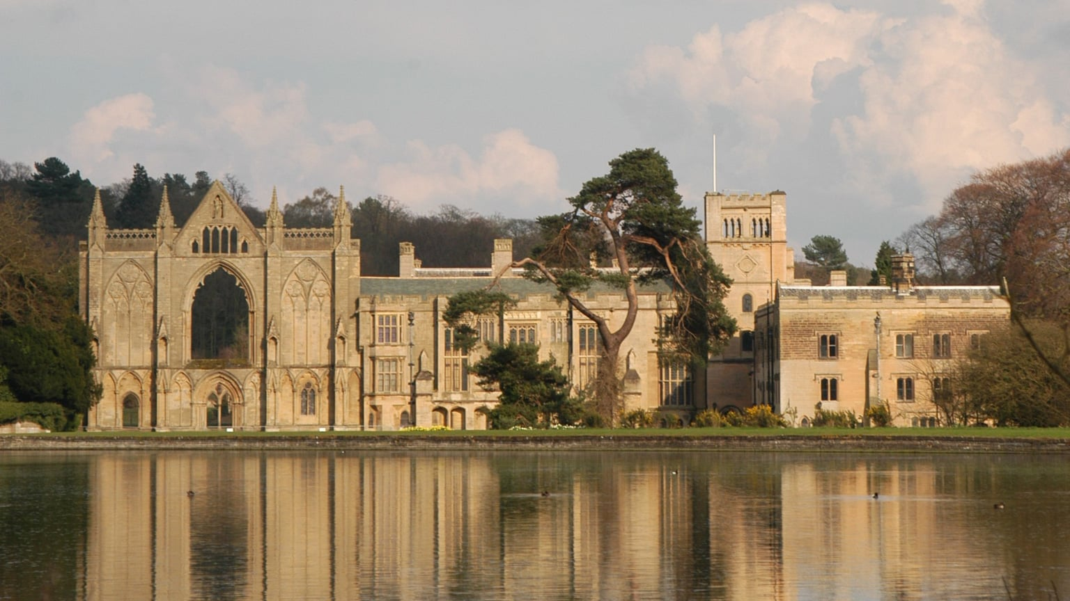 1. Newstead Abbey, free entry with National Art Pass -